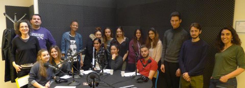 Ateliers pédagogiques de Webradio
