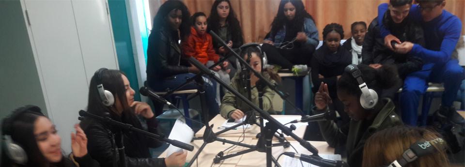 Une webradio au Lycée Saint Exupéry !